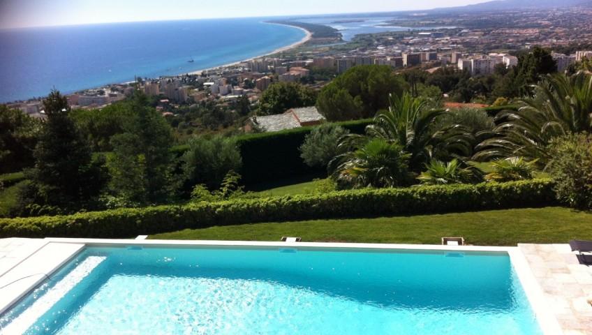 Piscine Magiline - Bastia